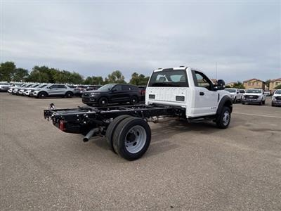 2020 Ford F-550 Regular Cab DRW 4x2, Cab Chassis #LDA13502 - photo 2