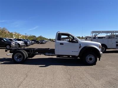 2020 Ford F-550 Regular Cab DRW 4x2, Cab Chassis #LDA13510 - photo 4