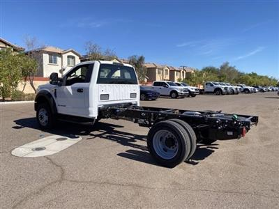2020 Ford F-550 Regular Cab DRW 4x2, Cab Chassis #LDA13510 - photo 7