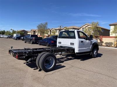 2020 Ford F-550 Regular Cab DRW 4x2, Cab Chassis #LDA13510 - photo 2