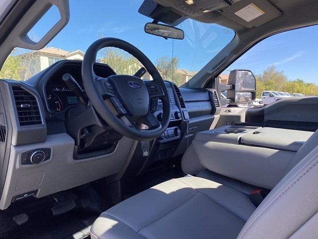 2020 Ford F-550 Regular Cab DRW 4x2, Cab Chassis #LDA13514 - photo 12
