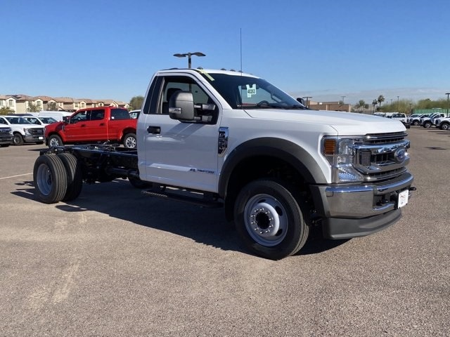 2020 Ford F-550 Regular Cab DRW 4x2, Cab Chassis #LDA13516 - photo 1