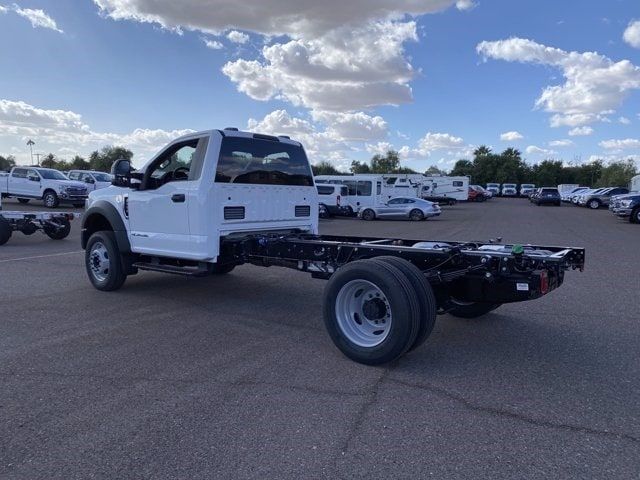2020 Ford F-550 Regular Cab DRW 4x2, Cab Chassis #LDA13518 - photo 7