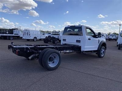 2020 Ford F-550 Regular Cab DRW 4x2, Cab Chassis #LDA13518 - photo 2