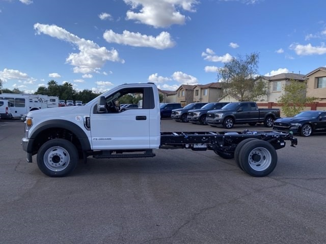 2020 Ford F-550 Regular Cab DRW 4x2, Cab Chassis #LDA13520 - photo 5