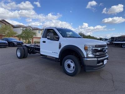 2020 Ford F-550 Regular Cab DRW 4x2, Cab Chassis #LDA13520 - photo 1