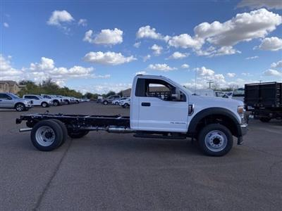 2020 Ford F-550 Regular Cab DRW 4x2, Cab Chassis #LDA13520 - photo 4