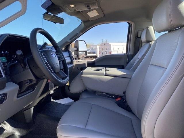 2020 Ford F-550 Regular Cab DRW 4x4, Cab Chassis #LDA13523 - photo 14
