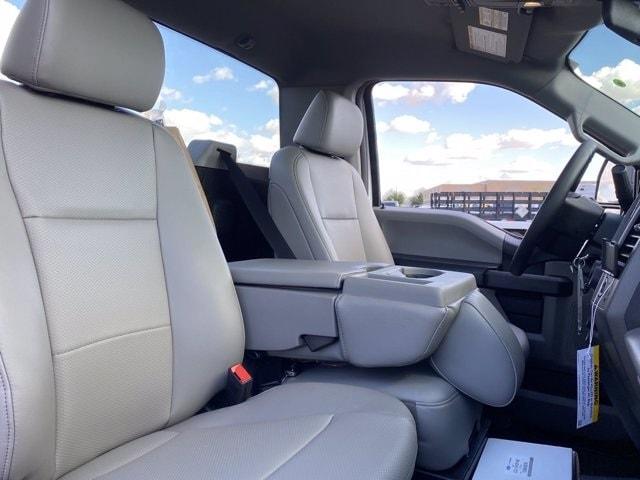 2020 Ford F-550 Regular Cab DRW 4x4, Cab Chassis #LDA13525 - photo 9