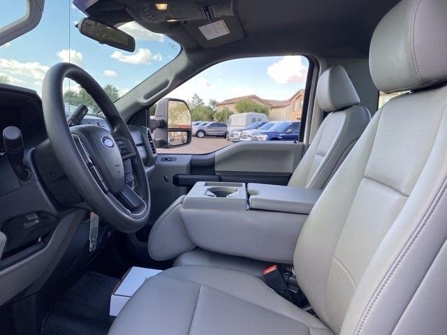 2020 Ford F-550 Regular Cab DRW 4x4, Cab Chassis #LDA13525 - photo 14