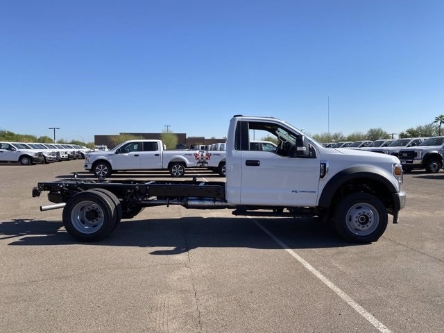 2020 Ford F-550 Regular Cab DRW 4x4, Cab Chassis #LDA13527 - photo 4