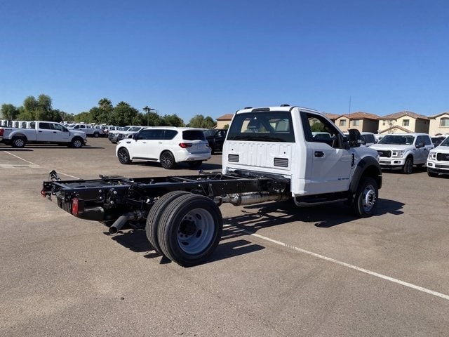 2020 Ford F-550 Regular Cab DRW 4x4, Cab Chassis #LDA13527 - photo 2