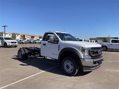 2020 Ford F-550 Regular Cab DRW 4x4, Cab Chassis #LDA13527 - photo 1