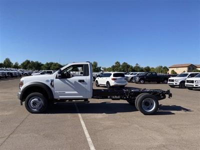 2020 Ford F-550 Regular Cab DRW 4x4, Cab Chassis #LDA13527 - photo 5