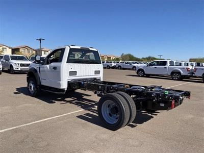 2020 Ford F-550 Regular Cab DRW 4x4, Cab Chassis #LDA13527 - photo 7