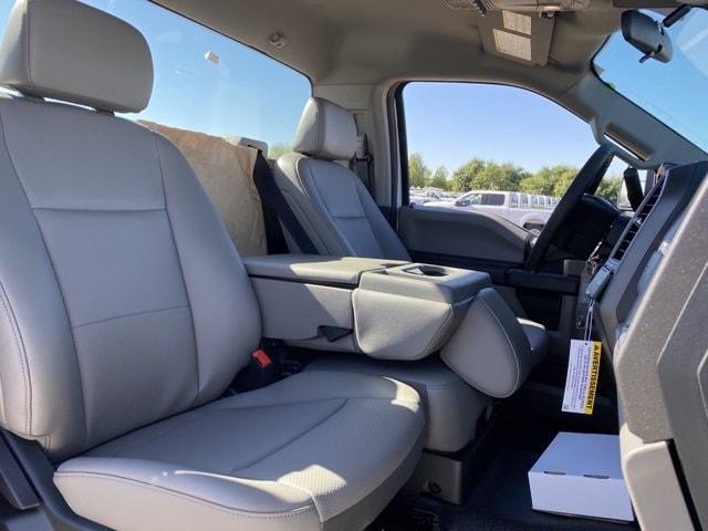 2020 Ford F-550 Regular Cab DRW 4x4, Cab Chassis #LDA13528 - photo 9