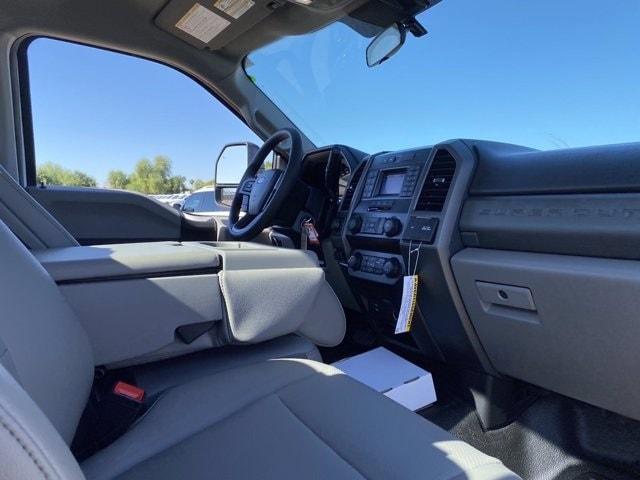 2020 Ford F-550 Regular Cab DRW 4x4, Cab Chassis #LDA13528 - photo 10