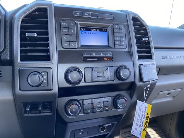 2020 Ford F-550 Regular Cab DRW 4x4, Cab Chassis #LDA13528 - photo 15
