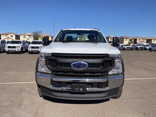 2020 Ford F-550 Regular Cab DRW 4x4, Cab Chassis #LDA13528 - photo 3
