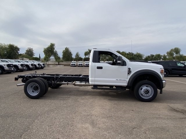 2020 Ford F-550 Regular Cab DRW 4x4, Cab Chassis #LDA13530 - photo 4