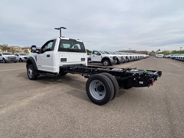 2020 Ford F-550 Regular Cab DRW 4x4, Cab Chassis #LDA13530 - photo 7
