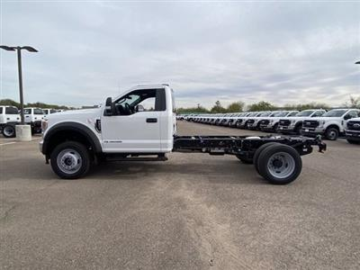 2020 Ford F-550 Regular Cab DRW 4x4, Cab Chassis #LDA13530 - photo 5