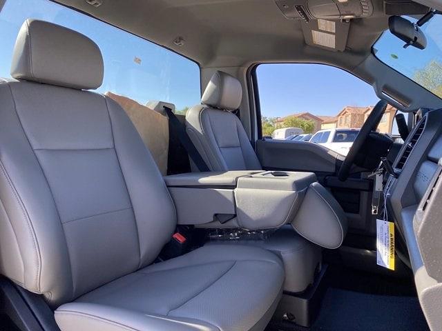 2020 Ford F-550 Regular Cab DRW 4x4, Cab Chassis #LDA13531 - photo 9