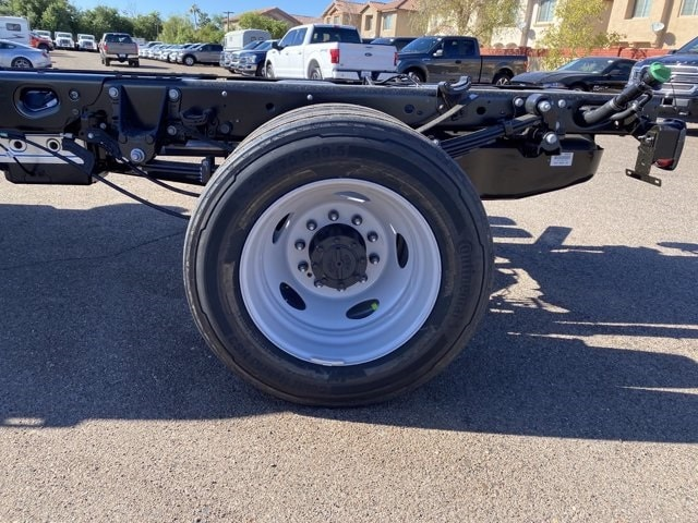 2020 Ford F-550 Regular Cab DRW 4x4, Cab Chassis #LDA13532 - photo 6