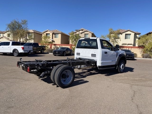 2020 Ford F-550 Regular Cab DRW 4x4, Cab Chassis #LDA13532 - photo 2
