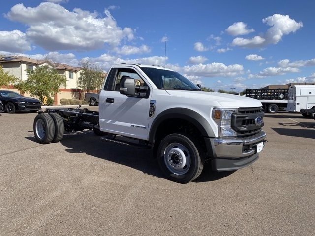 2020 Ford F-550 Regular Cab DRW 4x4, Cab Chassis #LDA13533 - photo 1