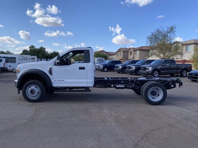 2020 Ford F-550 Regular Cab DRW 4x4, Cab Chassis #LDA13533 - photo 5