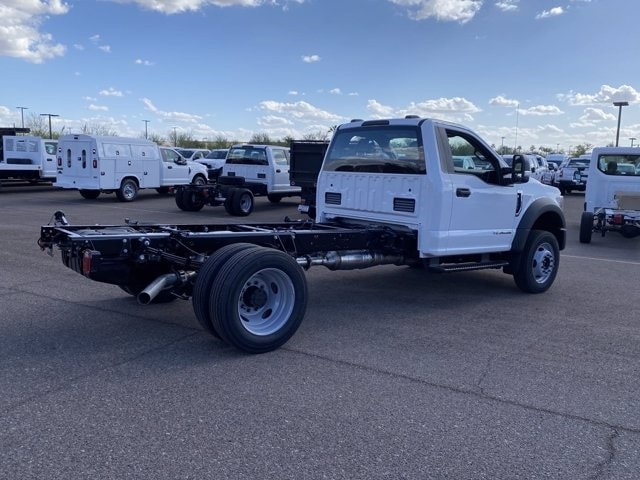2020 Ford F-550 Regular Cab DRW 4x4, Cab Chassis #LDA13533 - photo 2