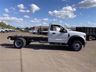 2020 Ford F-550 Regular Cab DRW 4x4, Cab Chassis #LDA13533 - photo 4