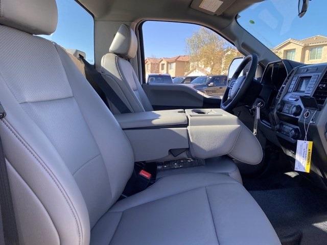 2020 Ford F-550 Regular Cab DRW 4x4, Cab Chassis #LDA13534 - photo 11