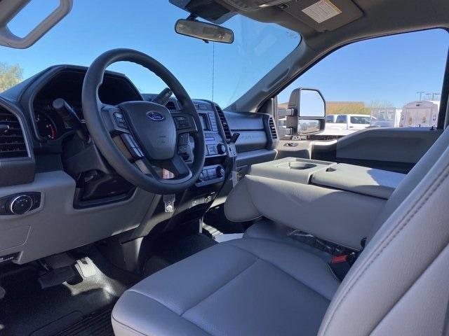 2020 Ford F-550 Regular Cab DRW 4x4, Cab Chassis #LDA13534 - photo 13