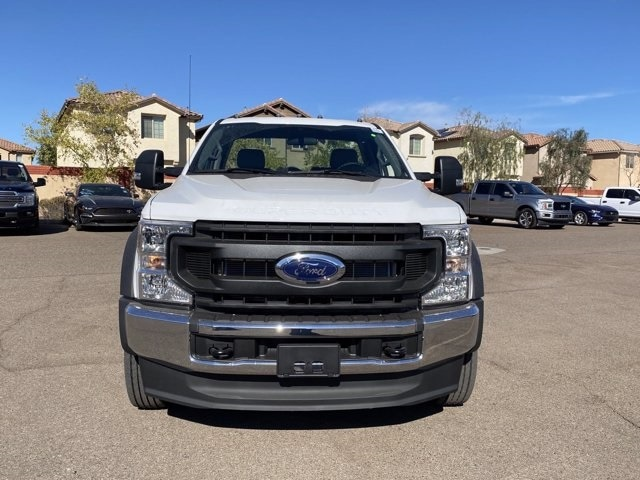 2020 Ford F-550 Regular Cab DRW 4x4, Cab Chassis #LDA13535 - photo 3