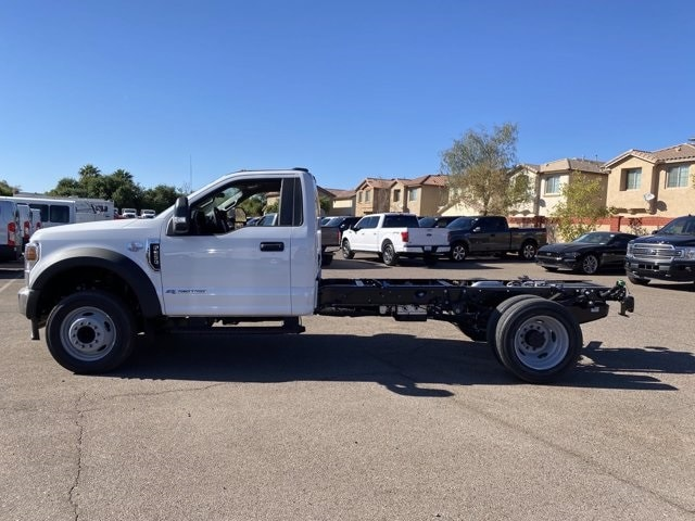 2020 Ford F-550 Regular Cab DRW 4x4, Cab Chassis #LDA13535 - photo 5