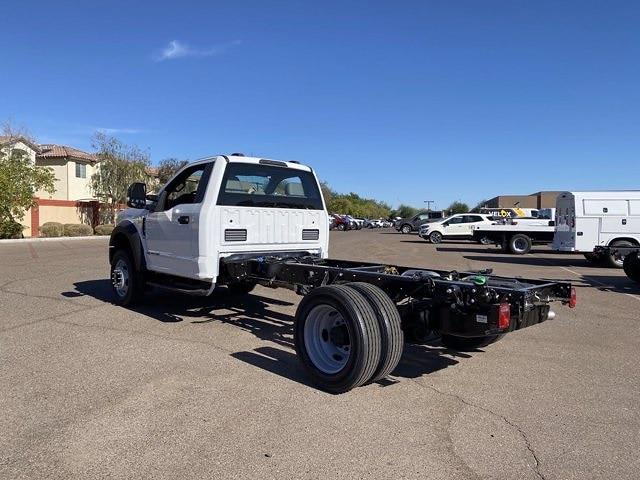 2020 Ford F-550 Regular Cab DRW 4x4, Cab Chassis #LDA13535 - photo 7