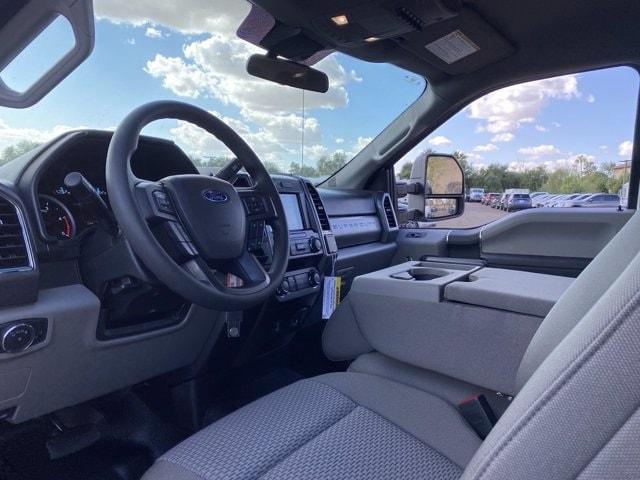 2020 Ford F-550 Regular Cab DRW 4x4, Cab Chassis #LDA13536 - photo 12
