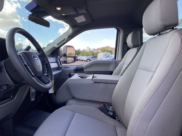 2020 Ford F-550 Regular Cab DRW 4x4, Cab Chassis #LDA13536 - photo 13