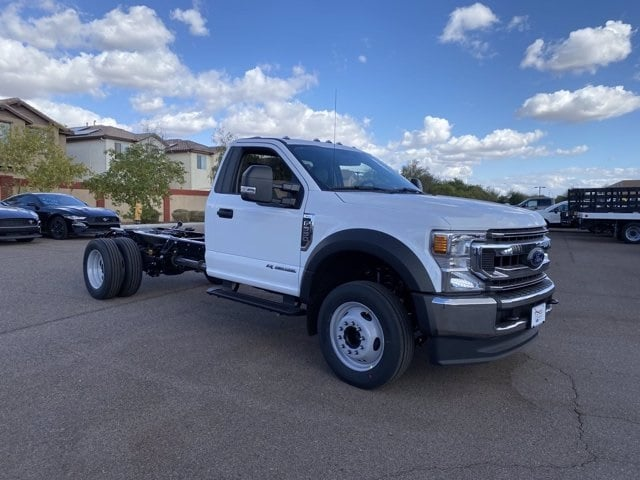 2020 Ford F-550 Regular Cab DRW 4x4, Cab Chassis #LDA13536 - photo 1