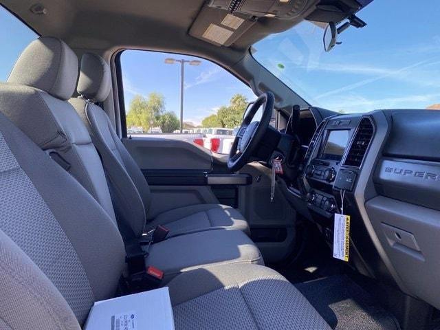 2020 Ford F-550 Regular Cab DRW 4x4, Cab Chassis #LDA13539 - photo 11