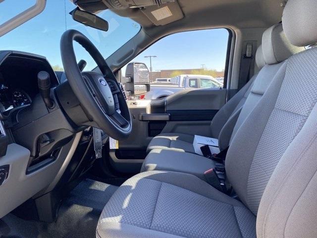 2020 Ford F-550 Regular Cab DRW 4x4, Cab Chassis #LDA13539 - photo 14