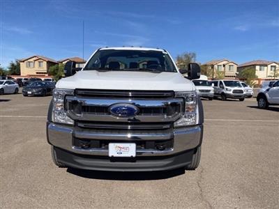 2020 Ford F-550 Regular Cab DRW 4x4, Cab Chassis #LDA13539 - photo 3