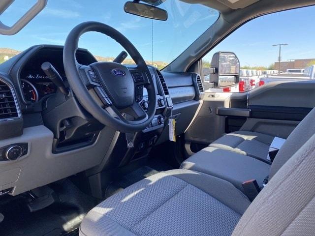 2020 Ford F-550 Regular Cab DRW 4x4, Cab Chassis #LDA13540 - photo 13