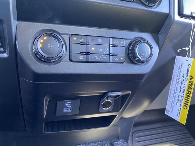 2020 Ford F-550 Regular Cab DRW 4x4, Cab Chassis #LDA13540 - photo 16