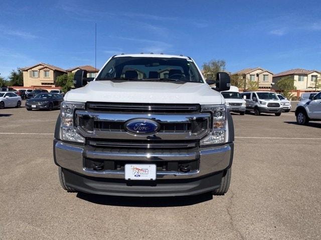 2020 Ford F-550 Regular Cab DRW 4x4, Cab Chassis #LDA13540 - photo 3