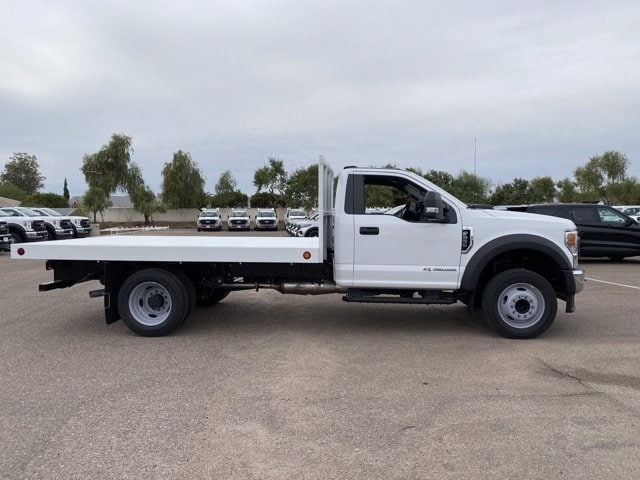 2020 Ford F-550 Regular Cab DRW 4x2, Royal Platform Body #LDA14101 - photo 4