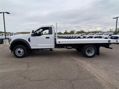 2020 Ford F-550 Regular Cab DRW 4x2, Royal Platform Body #LDA14101 - photo 5
