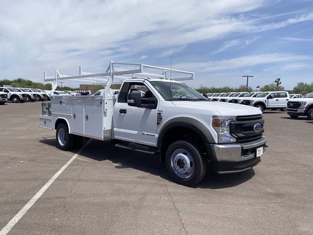 2020 Ford F-550 Regular Cab DRW 4x4, Royal Truck Body Combo Body #LDA14102 - photo 1